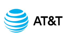 AT&T Logo on Corporate Donors Page