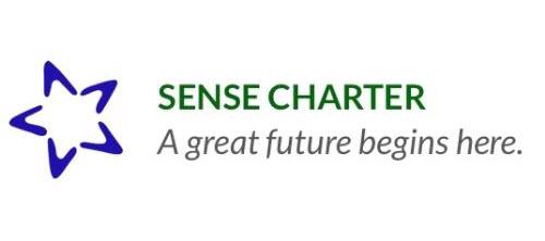 SENSE Charter Elementary School Logo