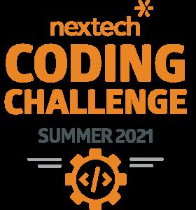 Coding Challenge Summer 2021 Logo