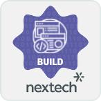 Nextech Build Badge