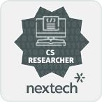Nextech Researcher Badge