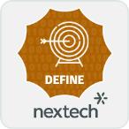 Nextech Define Badge