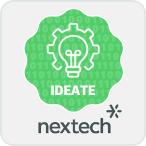 Nextech Ideate Badge