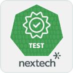 Nextech Test Badge